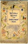 Membership; Children's Birthday Book; 1945