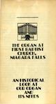 Church Organ History; 1989