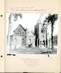 Scrapbook; 1901 by First Baptist Church of Niagara Falls