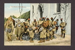 Colonial Troops Fighting (1) by WWI Postcards from the Richard J. Whittington Collection