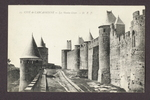 City of Carcassonne (1) by WWI Postcards from the Richard J. Whittington Collection