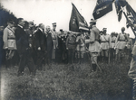 Presenting flags by The Francis Fronczak Collection