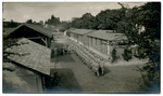 Barracks in France. by The Francis Fronczak Collection