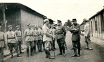 Group of Polish Military Doctors in France.