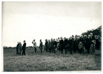 Presentation of the flags to the Polish Army. President Pichon and General Gouraud by The Francis Fronczak Collection