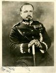 Jozef Haller in military uniform. by The Francis Fronczak Collection