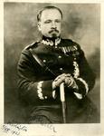 Jozef Haller in military uniform.