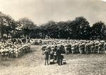 Polish Army at a field Mass