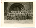 American military men. by The Francis Fronczak Collection
