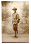 A British soldier by The Francis Fronczak Collection