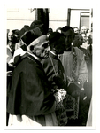 Cardinal Sapieha and Bishop Stepa by The Francis Fronczak Collection