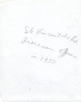 St. Vincent de Paul Diocesan Offices in 1950 by The Francis Fronczak Collection