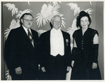 Francis Eustachius Fronczak with a man and a woman. by The Francis Fronczak Collection