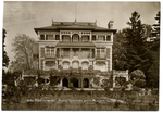 Villa Paderewski Riond-Bosson, Morges, Switzerland by The Francis Fronczak Collection