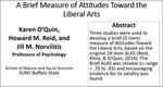 A Brief Measure of Attitudes Toward the Liberal Arts