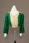 Green Blouse by Buffalo State Fashion And Textile Technology Department