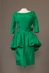 Green Dress by Buffalo State Fashion And Textile Technology Department