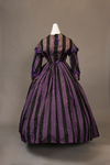 Purple 1860s Gown by Buffalo State Fashion And Textile Technology Department