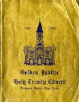 Anniversary Book; 50th; 1952 by Holy Trinity Roman Catholic Church and Cemetery