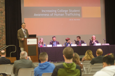 Human Trafficking: Strategies for a Solution Day 2