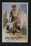 Dads in the Great War (1) by WWI Postcards from the Richard J. Whittington Collection