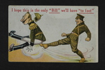 """Germany """"Footing"""" the """"Bill"""" (1) by WWI Postcards from the Richard J. Whittington Collection"""