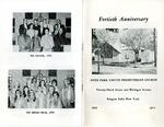 Anniversary Book; 40th; 1973 by Hyde Park Presbyterian Church