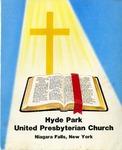 Anniversary Book; 50th; 1983 by Hyde Park Presbyterian Church