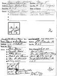 Series 2: Cemetery Records; M-Z; 1920-2013 by St. Joseph Cemetery of Niagara Falls