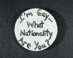 Pin 033 by The Madeline Davis LGBTQ Archive of Western New York