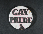 Pin 038 by The Madeline Davis LGBTQ Archive of Western New York