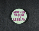 Pin 074 by The Madeline Davis LGBTQ Archive of Western New York