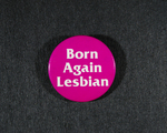 Pin 077 by The Madeline Davis LGBTQ Archive of Western New York