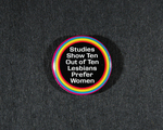 Pin 096 by The Madeline Davis LGBTQ Archive of Western New York