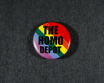 Pin 105 by The Madeline Davis LGBTQ Archive of Western New York