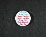 Pin 136 by The Madeline Davis LGBTQ Archive of Western New York