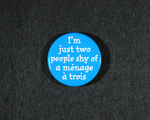 Pin 149 by The Madeline Davis LGBTQ Archive of Western New York