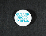 Pin 172 by The Madeline Davis LGBTQ Archive of Western New York