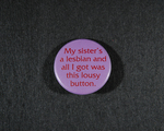 Pin 174 by The Madeline Davis LGBTQ Archive of Western New York