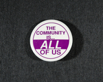 Pin 252 by The Madeline Davis LGBTQ Archive of Western New York