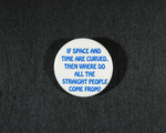 Pin 265 by The Madeline Davis LGBTQ Archive of Western New York