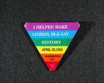 Pin 275 by The Madeline Davis LGBTQ Archive of Western New York