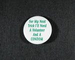 Pin 278 by The Madeline Davis LGBTQ Archive of Western New York