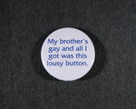 Pin 309 by The Madeline Davis LGBTQ Archive of Western New York