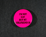 Pin 323 by The Madeline Davis LGBTQ Archive of Western New York