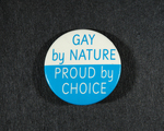 Pin 345 by The Madeline Davis LGBTQ Archive of Western New York