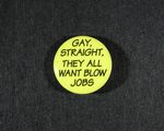 Pin 347 by The Madeline Davis LGBTQ Archive of Western New York