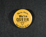 Pin 375 by The Madeline Davis LGBTQ Archive of Western New York