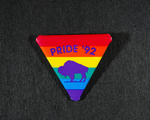 Pin 398 by The Madeline Davis LGBTQ Archive of Western New York