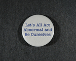 Pin 405 by The Madeline Davis LGBTQ Archive of Western New York